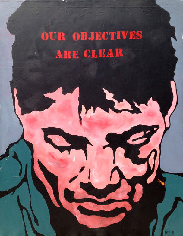 Our Objectives Are Clear