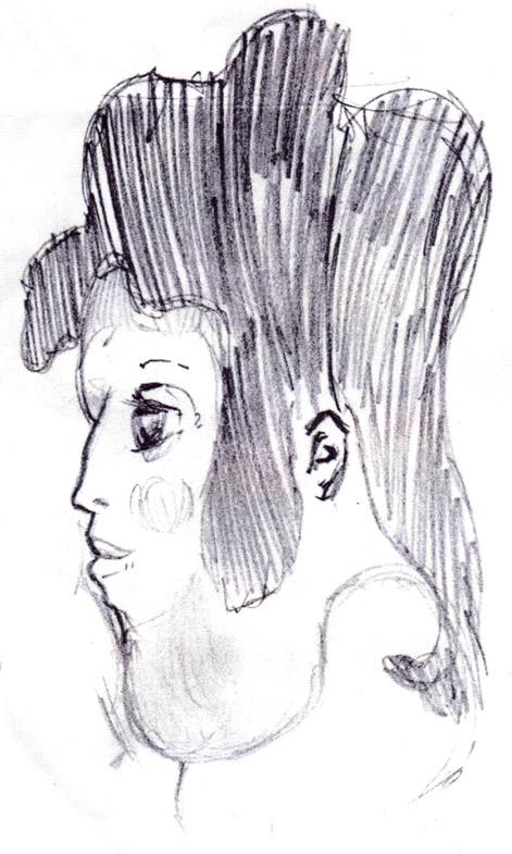 Botero's Woman