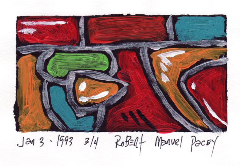 1994 Studies - 3/4