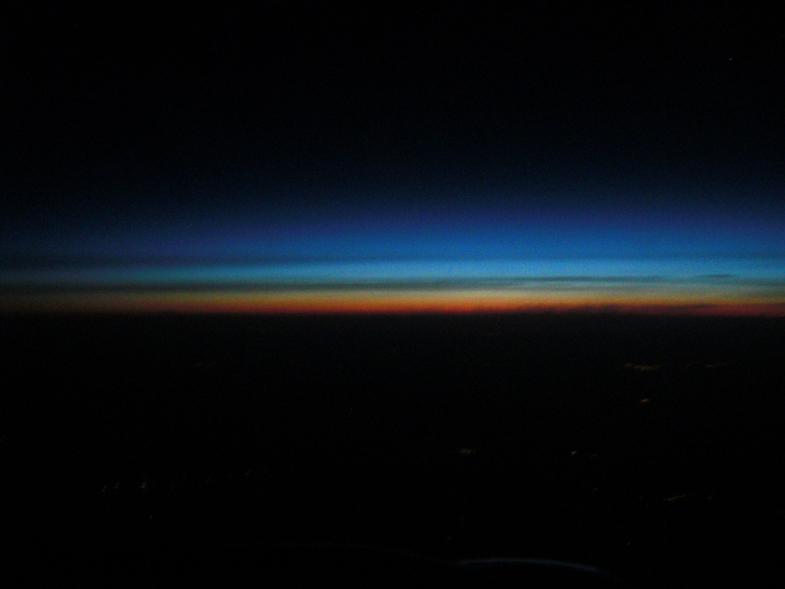 Condensed Horizon