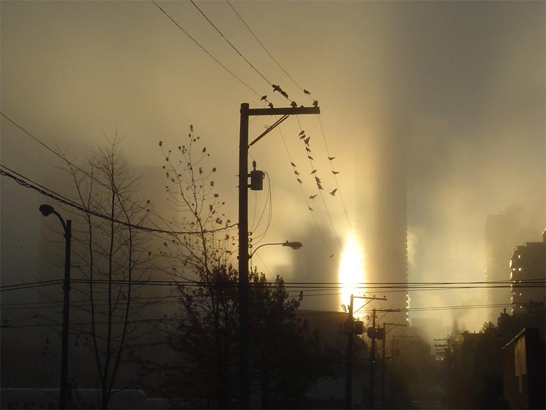 Nuclear Sunrise