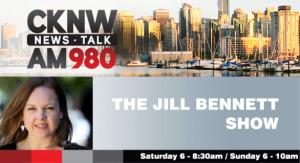 CKNW Jill Bennett
